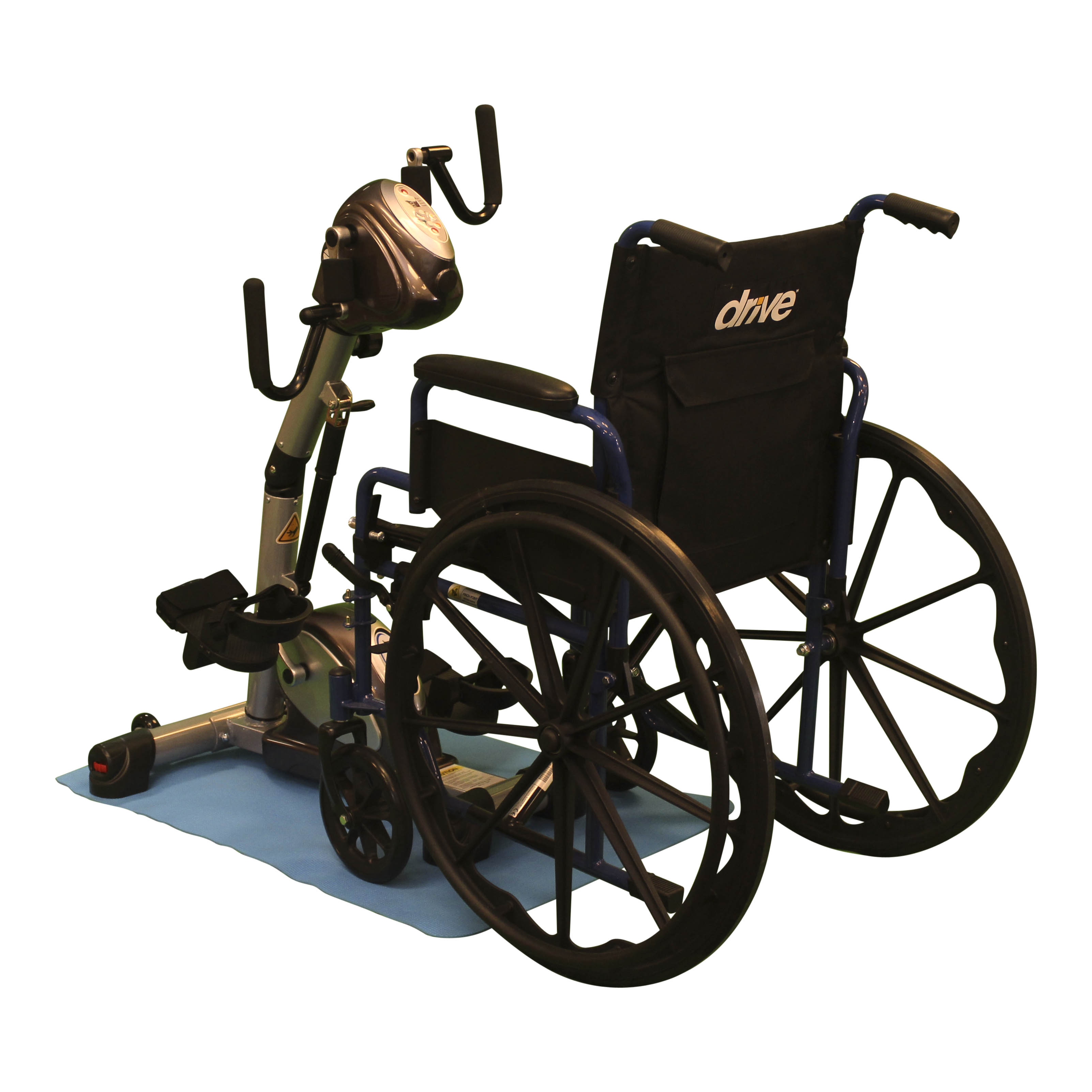 eTrainer  Active Passive Wheelchair Exercise Machine