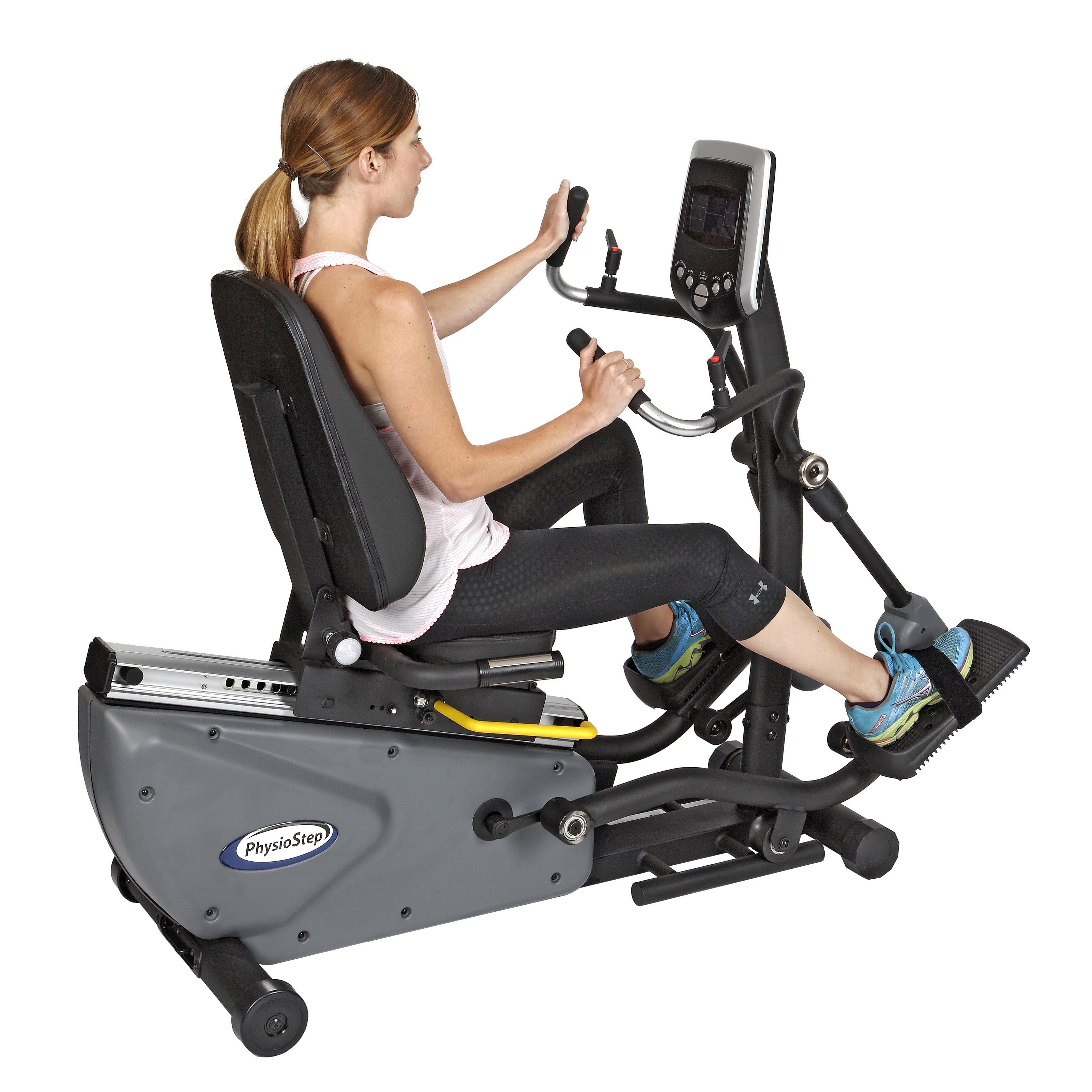 PhysioStep HXT Recumbent Semi-Elliptical Cross Trainer for Home Rehabiliation