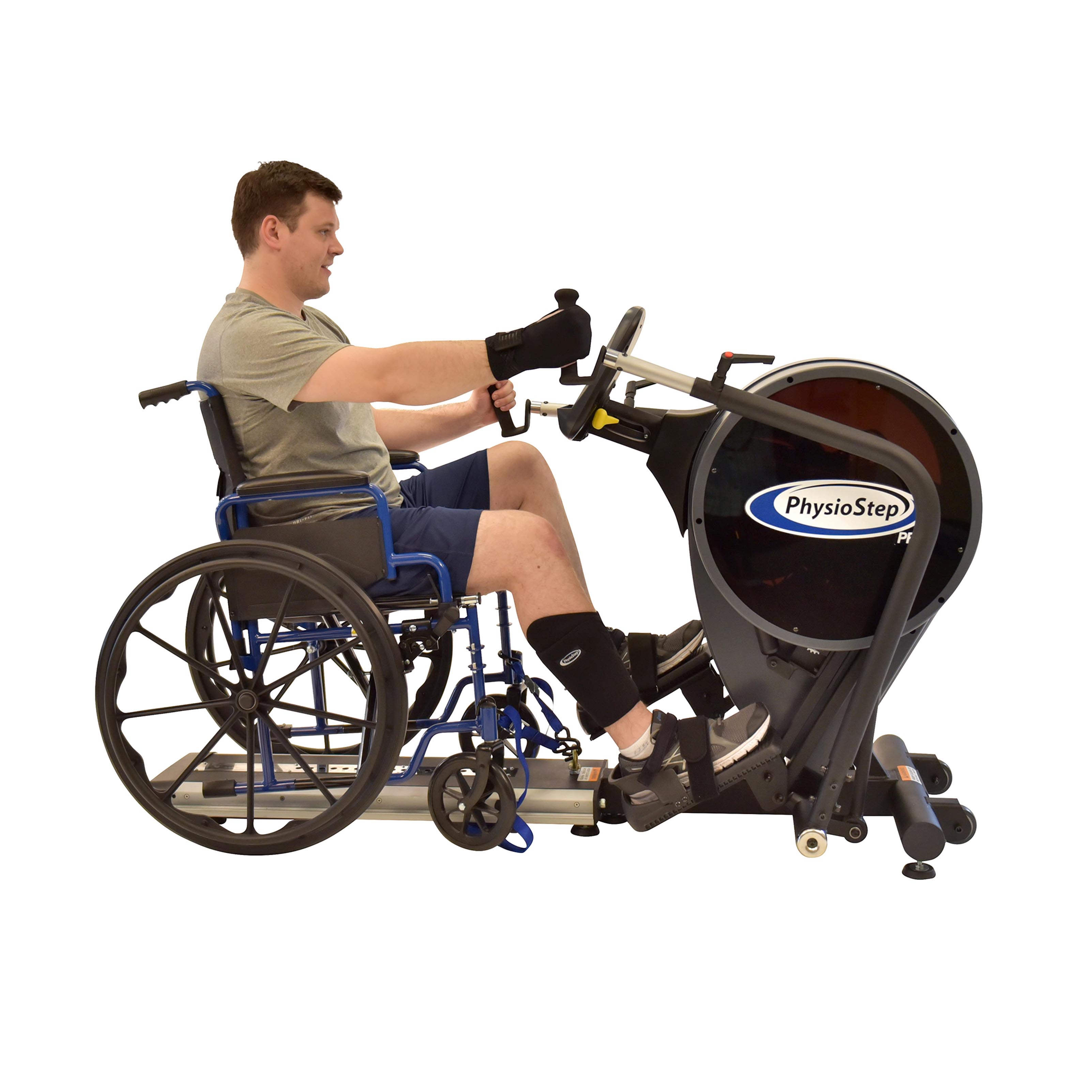 PhysioStep PRO Recumbent Stepper Cross Trainer Wheelchair ADA
